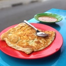 Egg Onion Prata $2