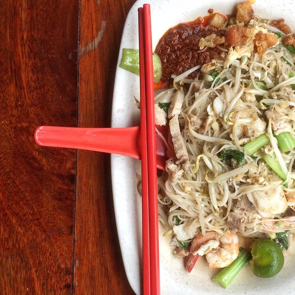 Fried Mee Sua $5