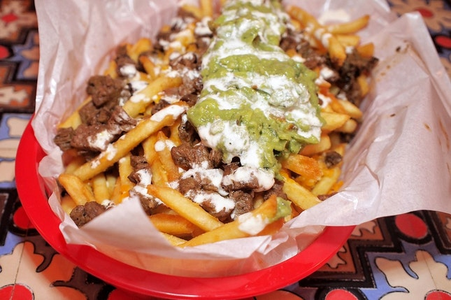 Carne Asada Fries - $15