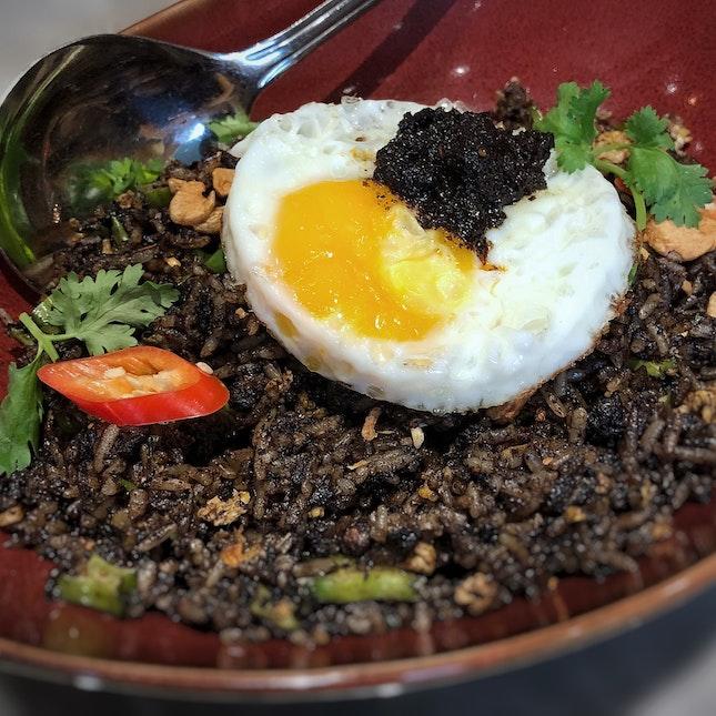 Sambal Buah Keluak Fried Rice $22
