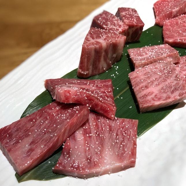 Tokusen Wagyu Mori $50