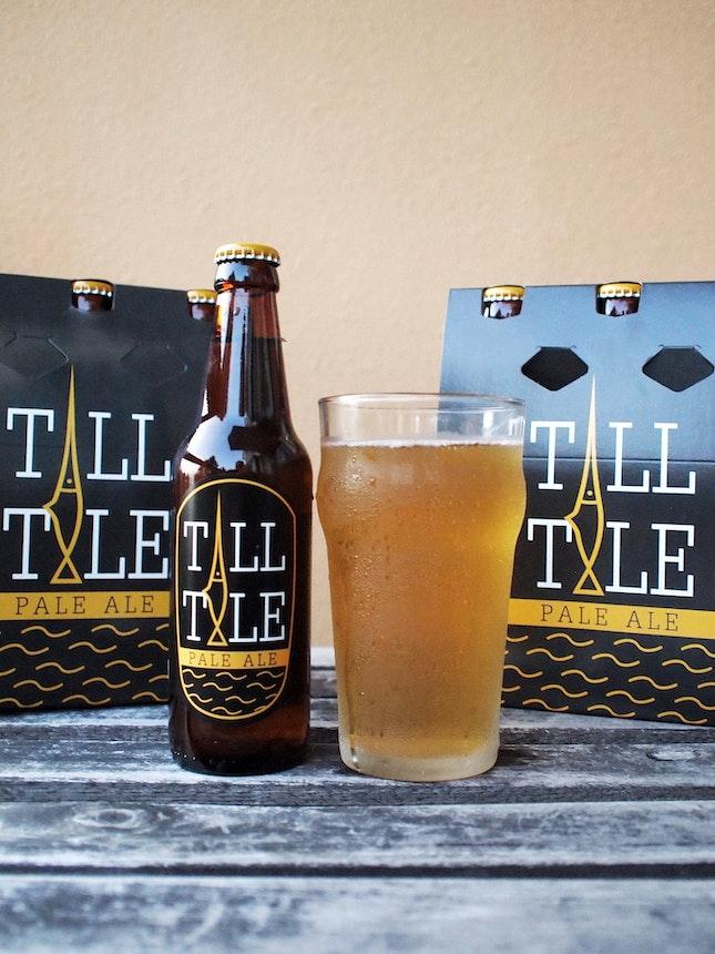 Tall Tale Pale Ale