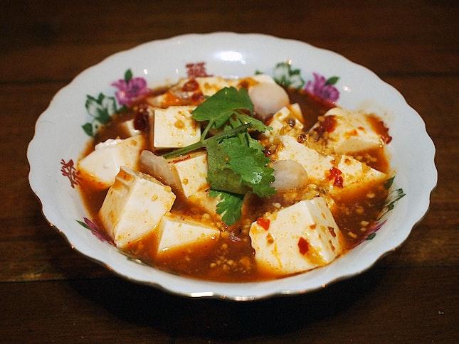Ma Po Tofu $7