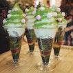 Soft Serve Parfait by Riz Labo $11