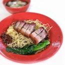 Roast Pork Noodles $4.5