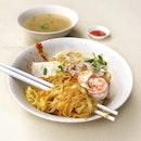 Teochew Mee Pok $4