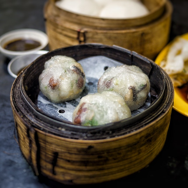 Teochew Steamed Dumpling $4.8