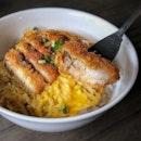 Pork Belly Katsu Don $6.6