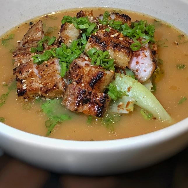Pork Belly Chop $32