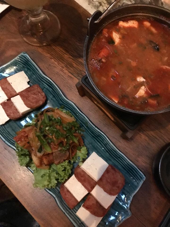 Friday Korean Dinner