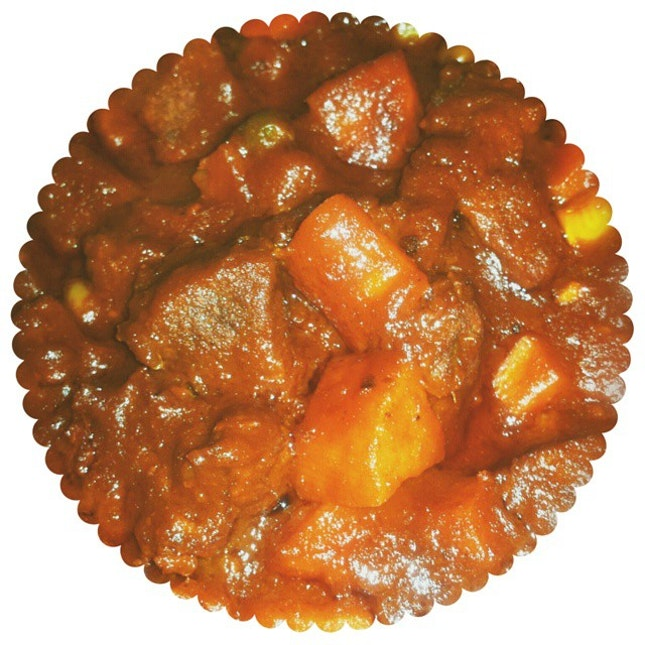 Homemade Beef Steak (Bistik); inspired by yesterday's Mutton Chop.