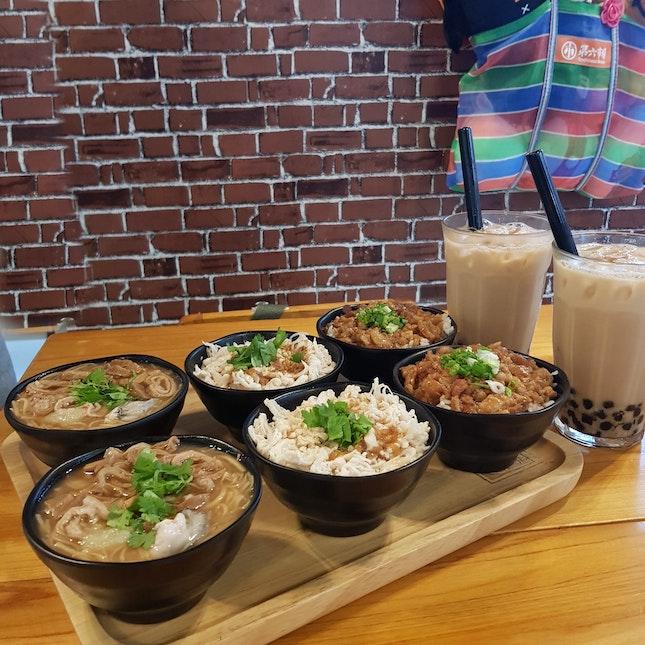 Taiwan Food In Singapore