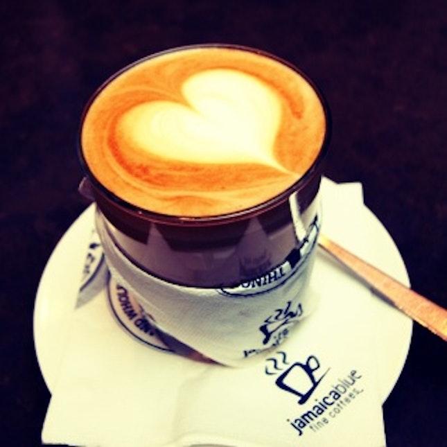 Signature Blend Latte