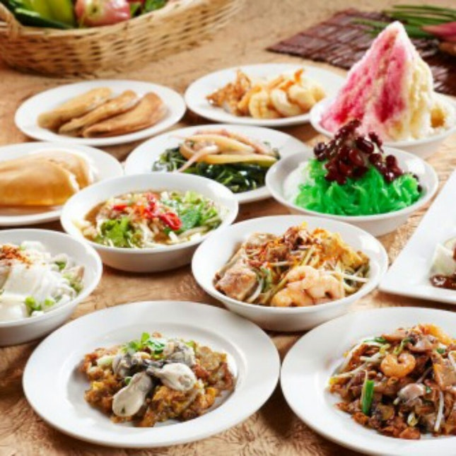 Penang Hawkers' Fare at York Hotel
