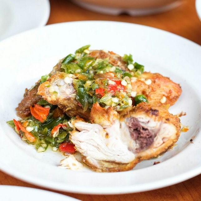 Halal Indonesian Restaurant Serving Great Nasi Padang
