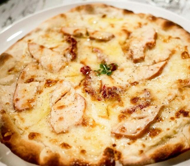 Fresh Handmade Pasta and Pizzas!
