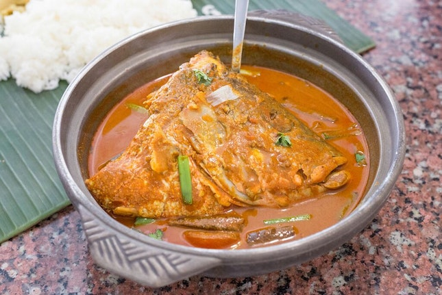 13 Heavenly Fish Head Curries That Will Make You S-curry Back For More!
