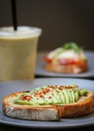 Healthy And Yummy Avocado Toast in Town!