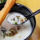 Famous Zhou (Porridge) By the Famous Zhou Chu Ming!