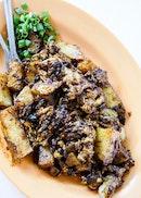 Guan Hin Homemade Carrot Cake (Geylang Bahru Market & Food Centre)
