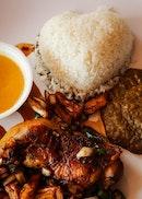 Indonesian Ayam Bakar (Changi Village Hawker Centre)