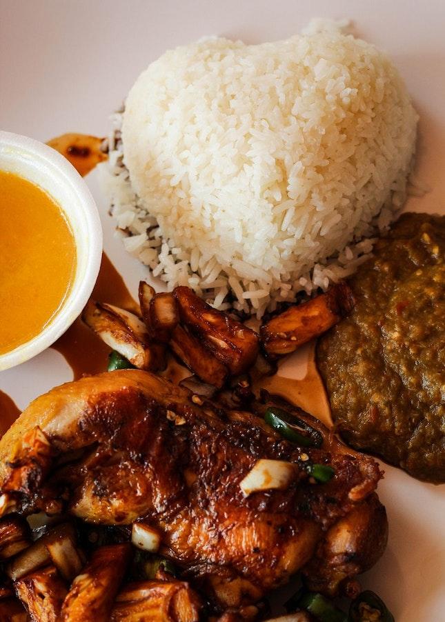 Extraordinary Ayam Bakar Hidden in Changi Village