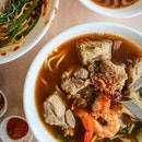 Second-Generation Hawker, First-Rate Prawn Noodles