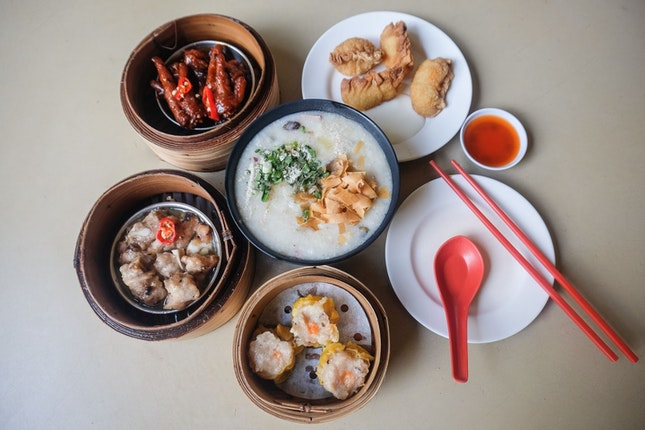 Affordable Authentic Hong Kong Dim Sum