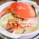 Excellent Crab Bee Hoon in Ang Mo Kio Industrial Estate