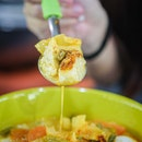 Classic Malay Dishes at Just $3 in Amoy Street Food Centre