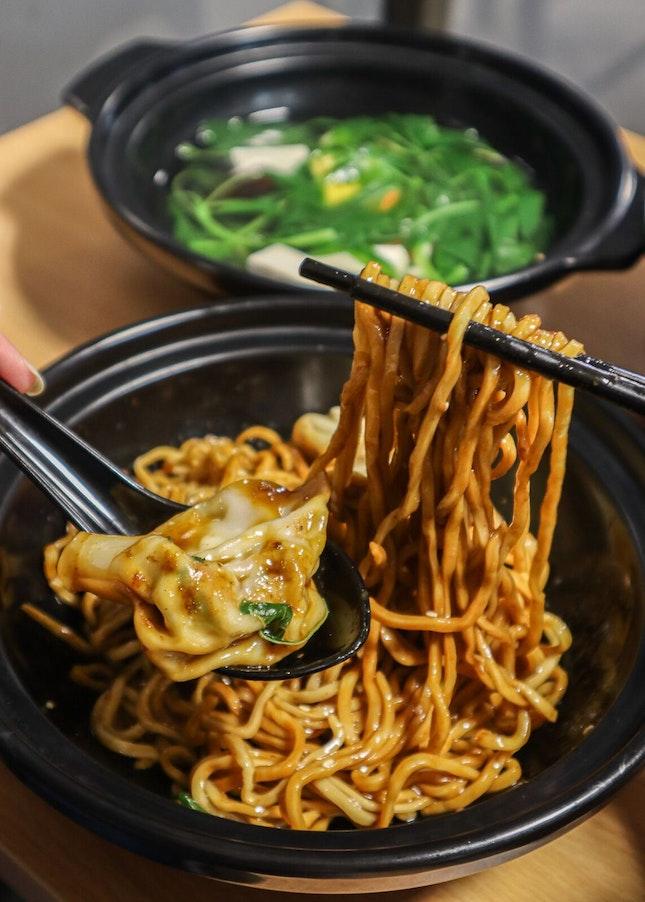 Delicious Vegetarian Bak Kut Teh & Handmade Unagi