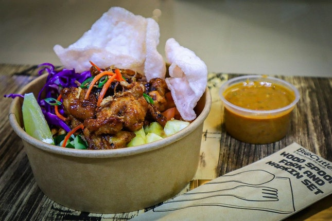 Refreshing Asian-Fusion Poke Bowls