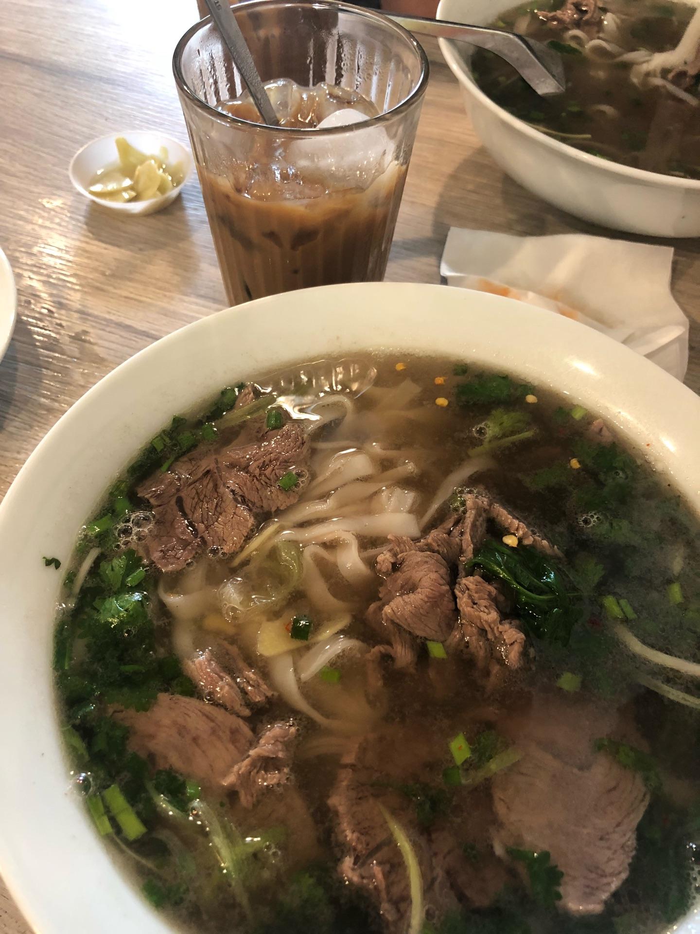 Simple Pho Hanoi Style