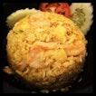 Kĥāw p̄hạd s̄ạbpard (Pineapple Fried Rice)