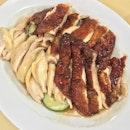 Blk 24 Hainanese Chicken Rice 大牌24海南鸡饭