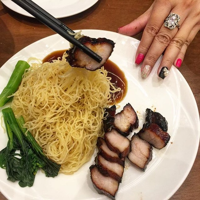 All time fave char Siew.