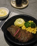 All Pepper lunch restaurants (excluding pepper lunch express) will serving this Sous Vide Truffle Beef Steak - $19.90 only !!