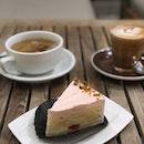 Earl grey rose tea | Mocha | Lychee rose cake
