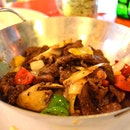 Beef Cooked In Pepper