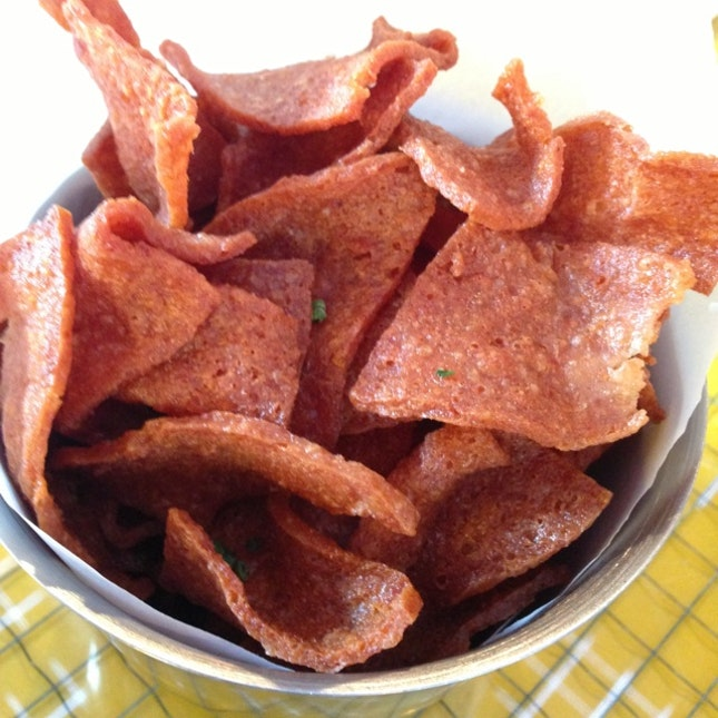 Spam Chips
