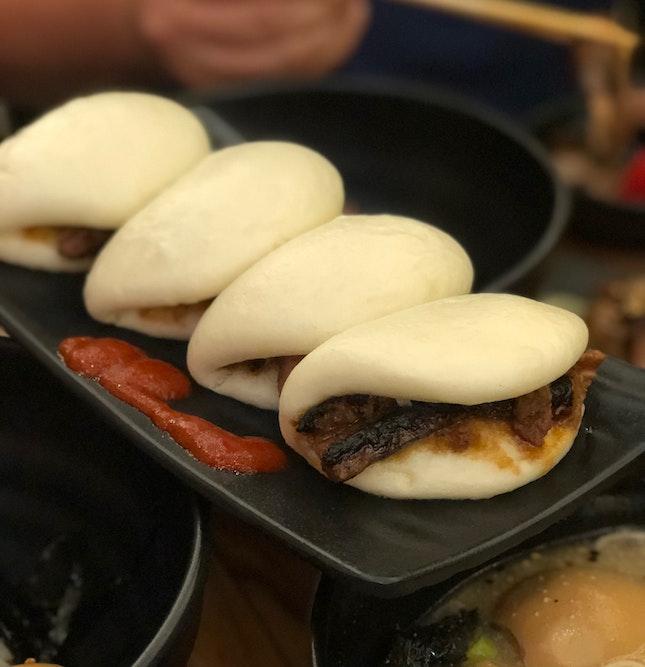 Kakuni Manju Buns ($5.90/3pcs)