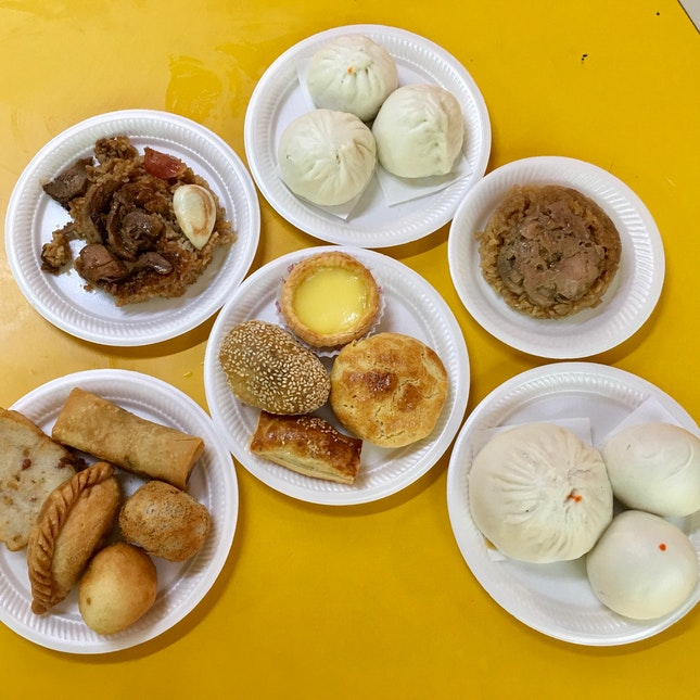 The Best Street side Baos And Dim Sum In Singapore!