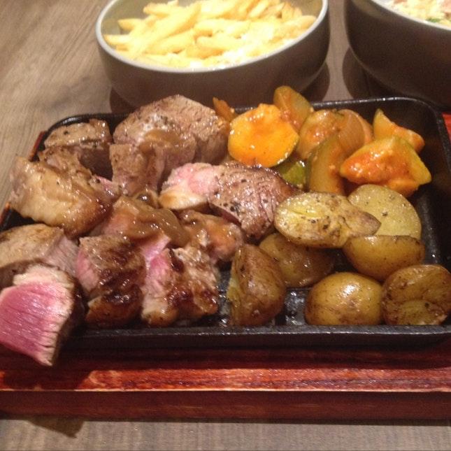Beef Chucks