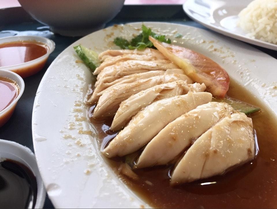 Tong Fong Fatt Hainanese Boneless Chicken Rice (Golden Shoe Food Centre)