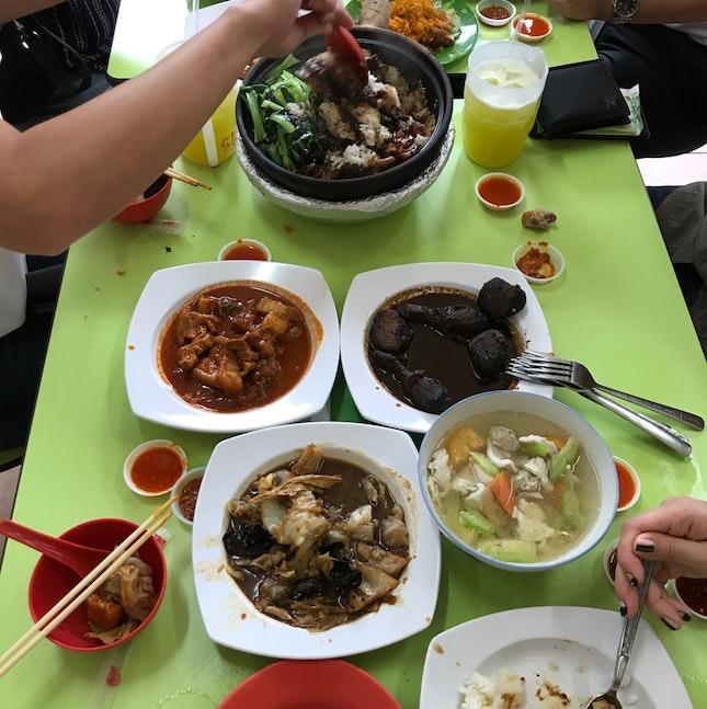 Amazing Value Peranakan Cuisine