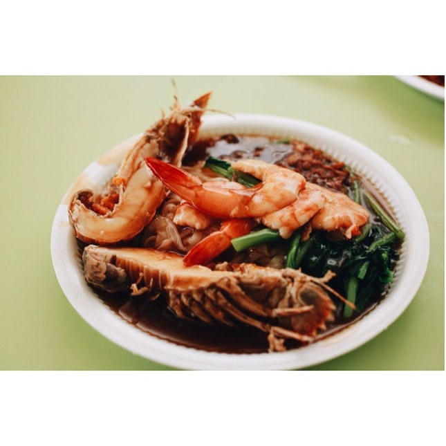Crayfish Hor Fun