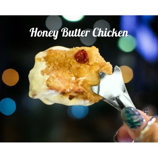 Honey Butter Chicken ($28.9).