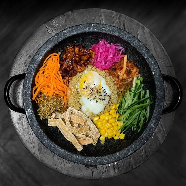 Design your own bibimbap from $10.9 for lunch at Joo!
