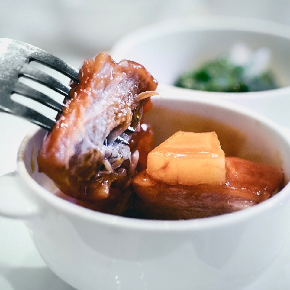 Braised Sweet And Sour Pork