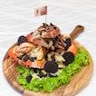 Creamy Oreo Crab